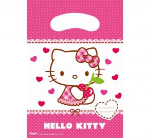 Torebka na prezent z Hello Kitty