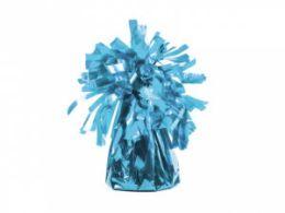 Niebieski ciężarek do balonów