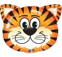 Balon w kształcie tygrysa