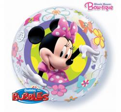 Balon foliowy z motywem myszki minnie