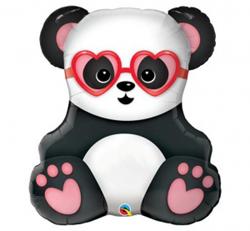 Balon foliowy w kształcie pandy