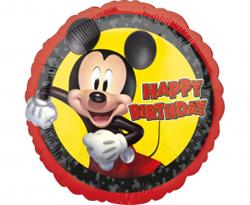 Balon foliowy na urodziny z myszką Mickey