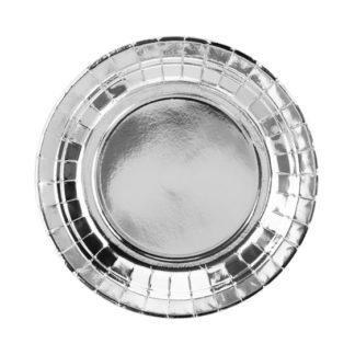 Srebrny talerzyk