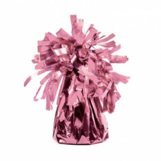 Różowe złoto ciężarek do balonów