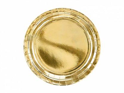 Złoty talerzyk koło