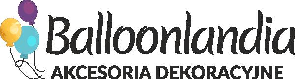 Logo sklepu Balloonlandia