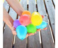 Balony wodne napełnione