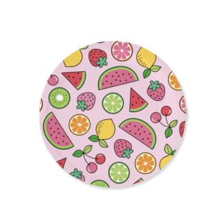Talerzyk papierowy z owocami