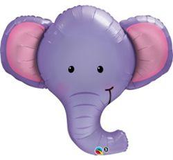 Balon w kształcie słonika