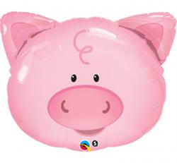 Balon w kształcie świnki