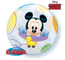 Balon foliowy z motywem małej myszki mickey