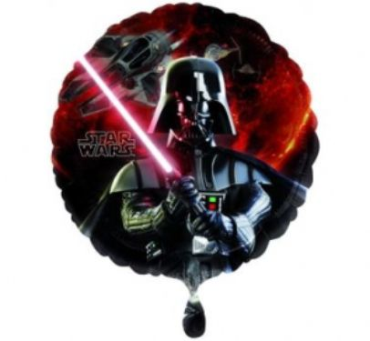 Balon foliowy z motywem Star Wars