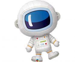 Balon foliowy w kształcie astronauty