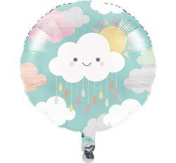 Balon foliowy w kształcie chmurki