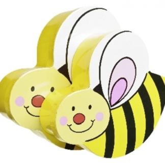Pudełka prezentowe w kształcie pszczółek
