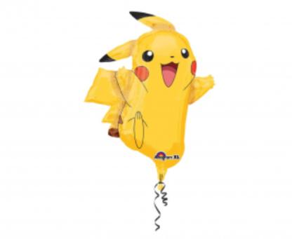 Balon foliowy w kształcie Pikachu