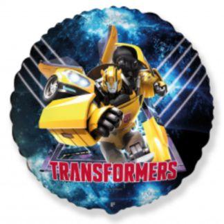 Balon foliowy z motywem Transformers