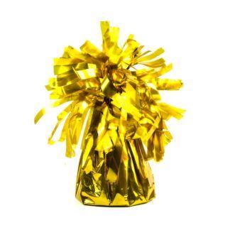 Złoty ciężarek do balonów