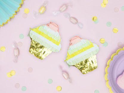 Piniaty w kształcie muffinek