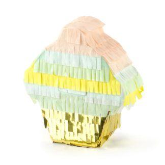 Piniata w kształcie babeczki