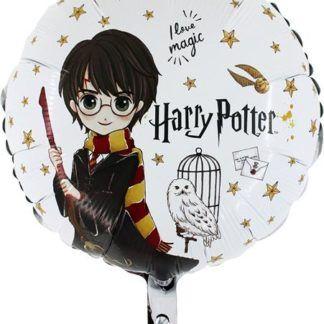 Balon foliowy z motywem z Harry'ego Pottera