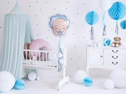 Dekoracje z balonem foliowym w kształcie bobasa chłopca