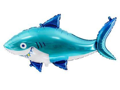 Balon foliowy w kształcie rekina