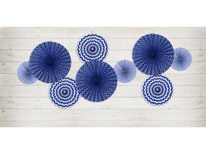 Chabrowe rozety dekoracyjne