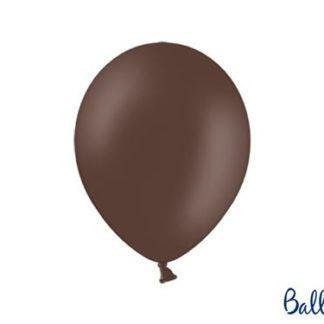 Kawowy balon lateksowy