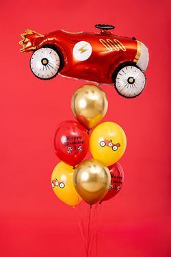 Zestaw balonów na pierwsze urodziny dla chłopca