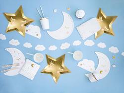 Talerzyki w kształcie gwiazdek i księżyców