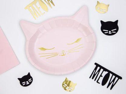 Dekoracja z kotkami