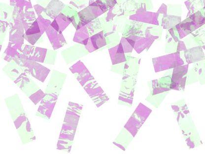 Opalizujące konfetti