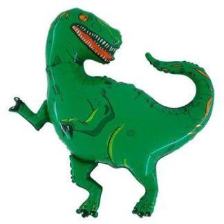Balon foliowy w kształcie dinozaura