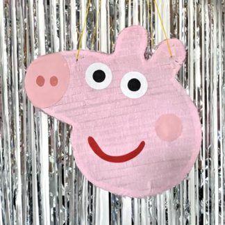 Piniata w kształcie świnki Peppy