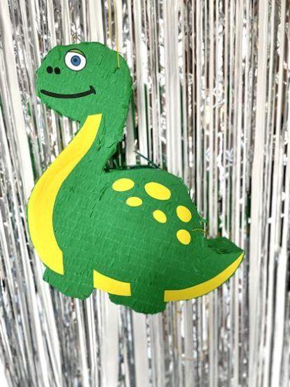 Piniata w kształcie dinozaura
