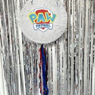 Piniata z logo Psiego Patrolu