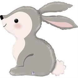 Balon foliowy w kształcie króliczka