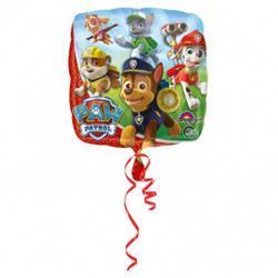 Balon foliowy z motywem Psiego Patrolu