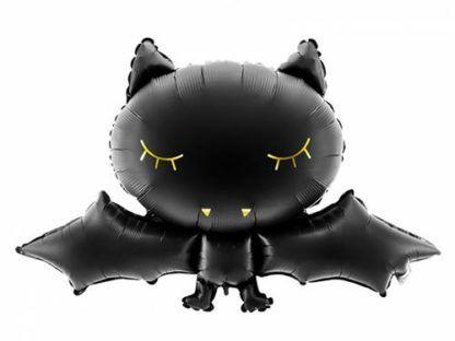 Balon foliowy w kształcie nietoperza