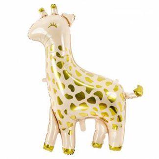Balon foliowy w kształcie żyrafy