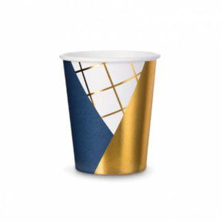 Kubeczek papierowy z mixem kolorów