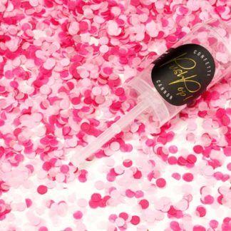 Różowy push pop