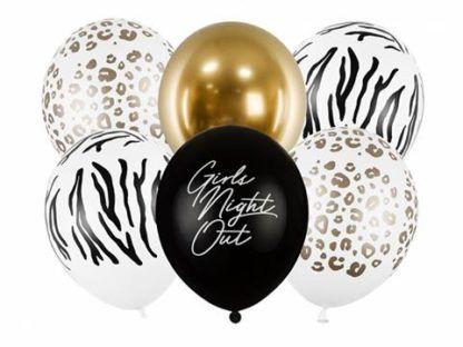 Zestaw balonów lateksowych na wieczór panieński