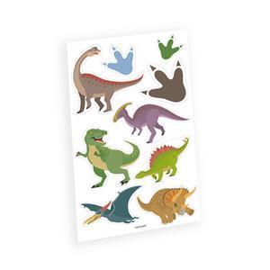 Tatuaże dla dzieci z dinozaurami