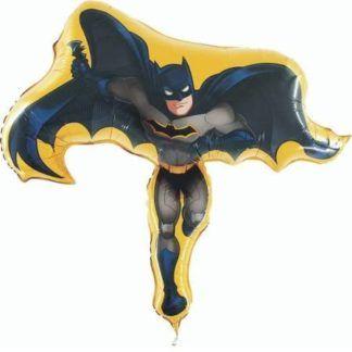 Balon foliowy w kształcie Batmana