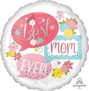 Balon foliowy dla najlepszej mamy
